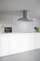 Plafotex Plafond in keuken, perfect afwasbaar